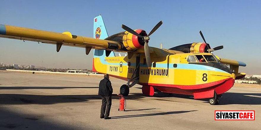 THK, 'hava araçları kullandırılmıyor' iddiasına yanıt verdi!