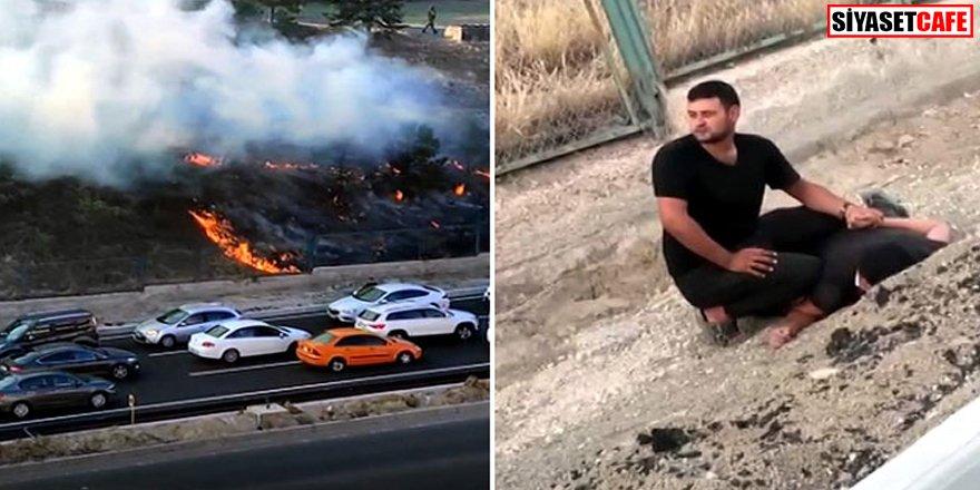 Kışlada yangın çıkaran Kemal Ünal Y. tutuklandı