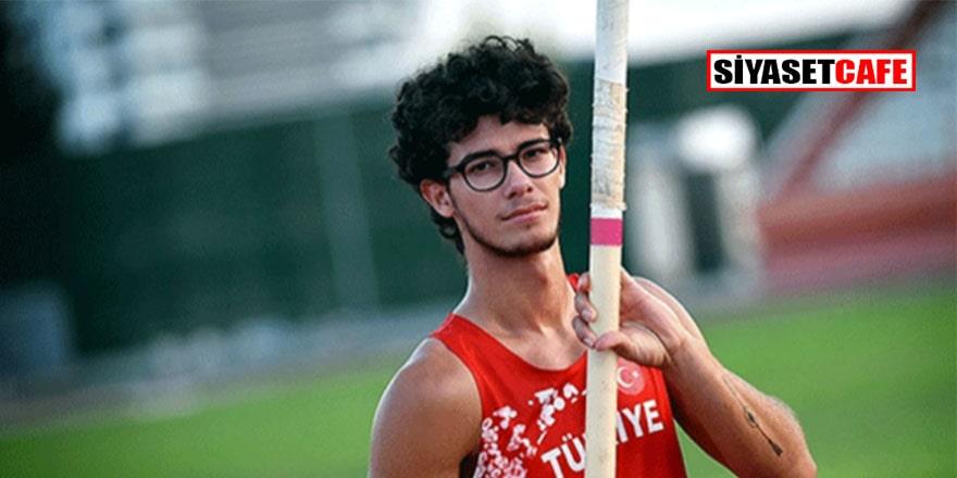 Türkiye olimpiyatlarda ilkleri başarıyor! Voleybol okçuluk derken şimdi de sırıkla atlama...