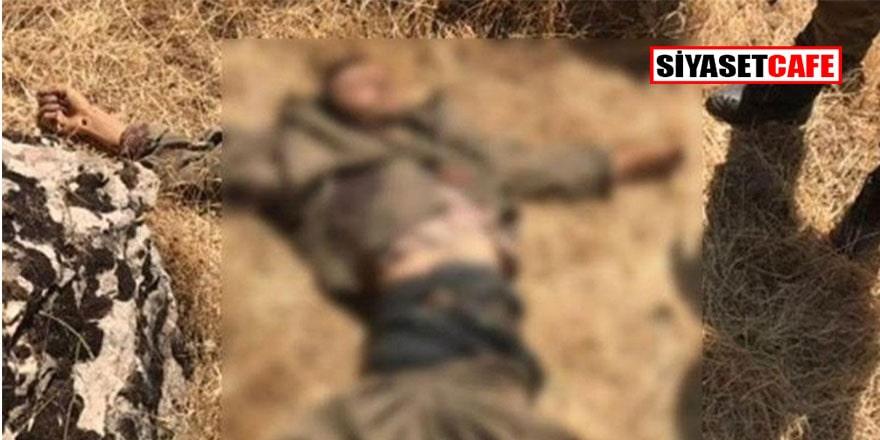 MİT Kandil'de yine PKK'lı avladı