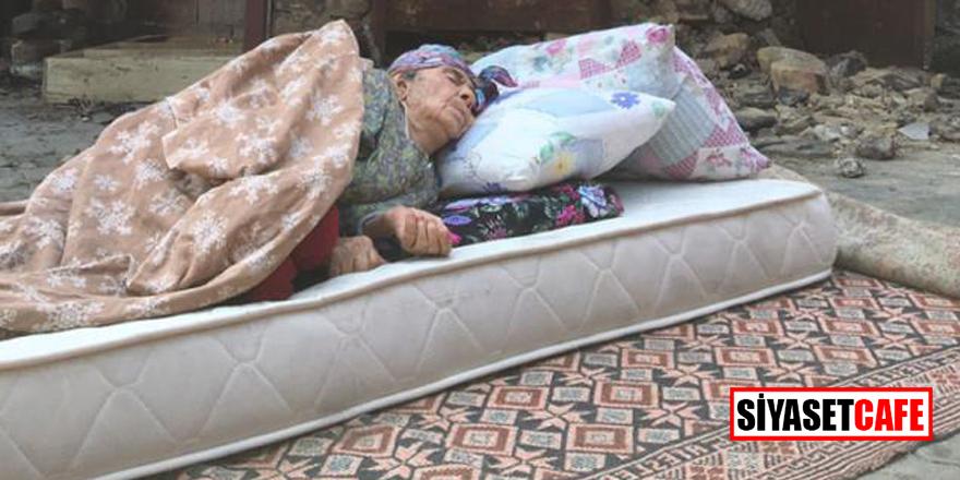 Manavgat'ta çekilen fotoğraf milyonların yüreğini dağladı