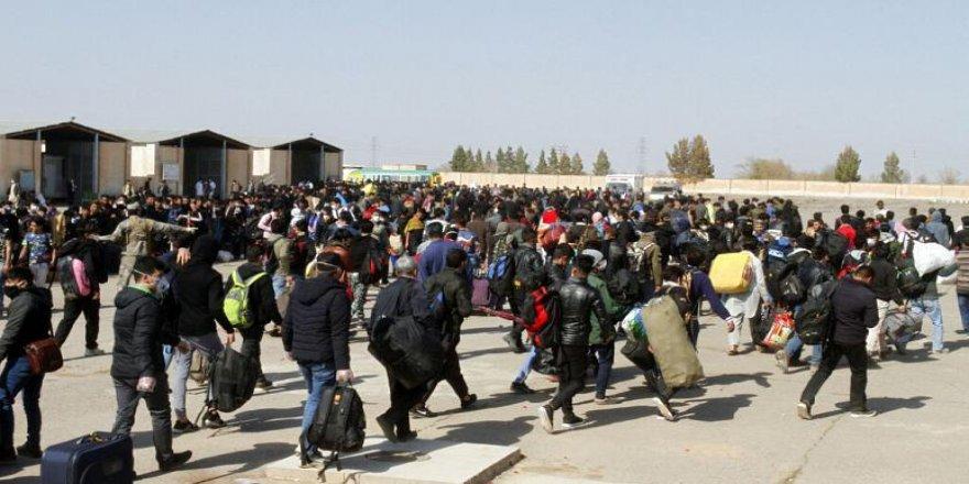 Türkiye'den ABD'ye tepki: Afgan mültecileri kabul etmiyoruz