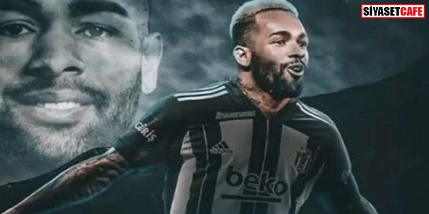 Alex Teixeira Beşiktaş'a geliyor