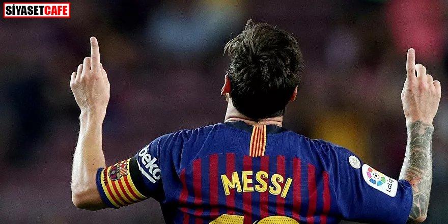 Dünya bunu konuşuyor: Messi Barcelona'dan resmen ayrıldı