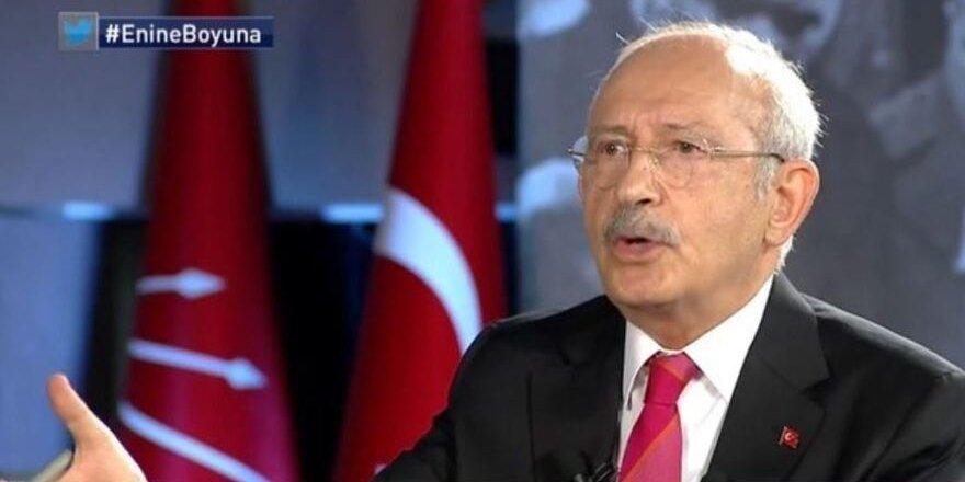 Kılıçdaroğlu'ndan erken seçim ve Cumhurbaşkanlığı adaylığı açıklaması