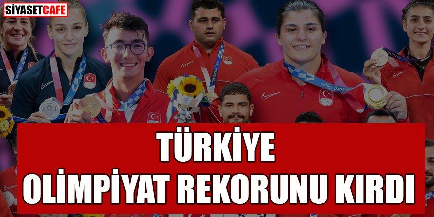 Büyük gurur: Türkiye için Tokyo Olimpiyat Oyunları'nda birçok ilkler yaşandı