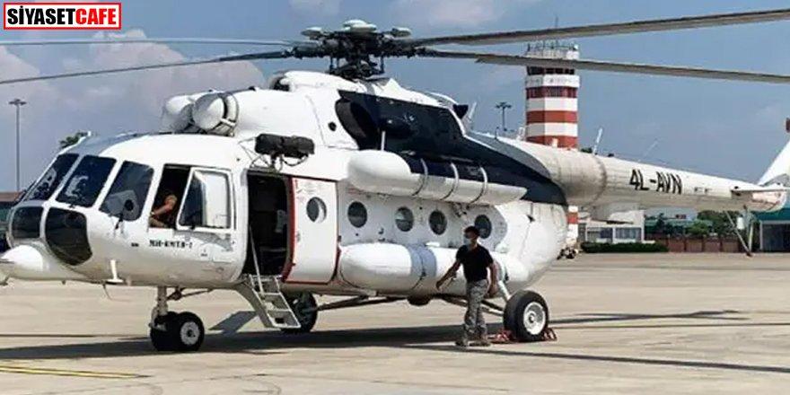 THY orman yangınları için iki helikopter kiraladı
