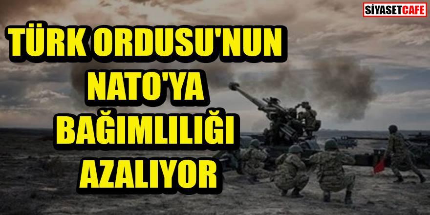 BI: Türk ordusunun NATO'ya bağımlılığı azalıyor