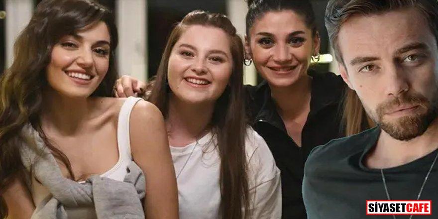 Murat Dalkılıç Hande Erçel'in yakın arkadaşıyla yakalandı