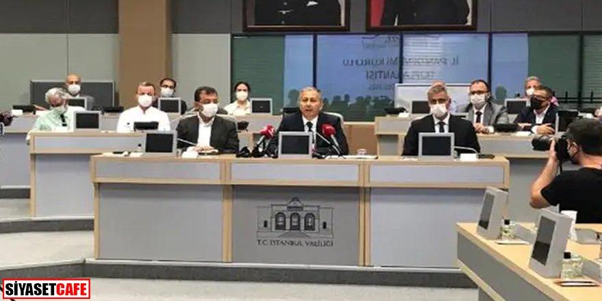İstanbul Valisi: Yakında müjdeli haberi paylaşacağız