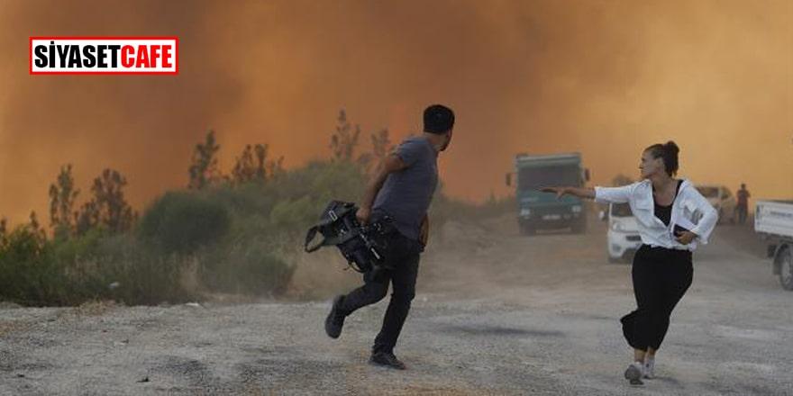 Orman yangınlarının tümü kontrol altına alındı