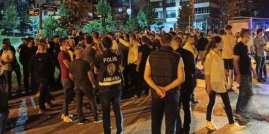Ankara, Altındağ olaylarında gözaltı sayısı 148'e çıktı