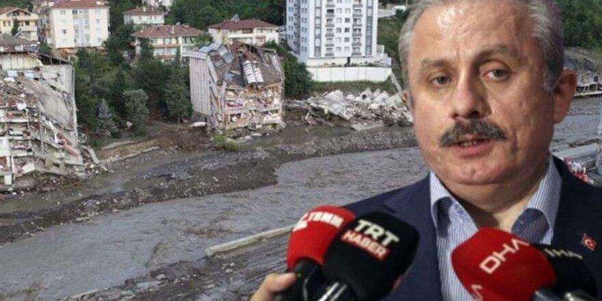 TBMM Başkanı Şentop: Bozkurt'ta yapılaşmaya izin verilmemeliydi