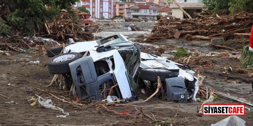 Sel felaketinde can kaybı 59'a yükseldi