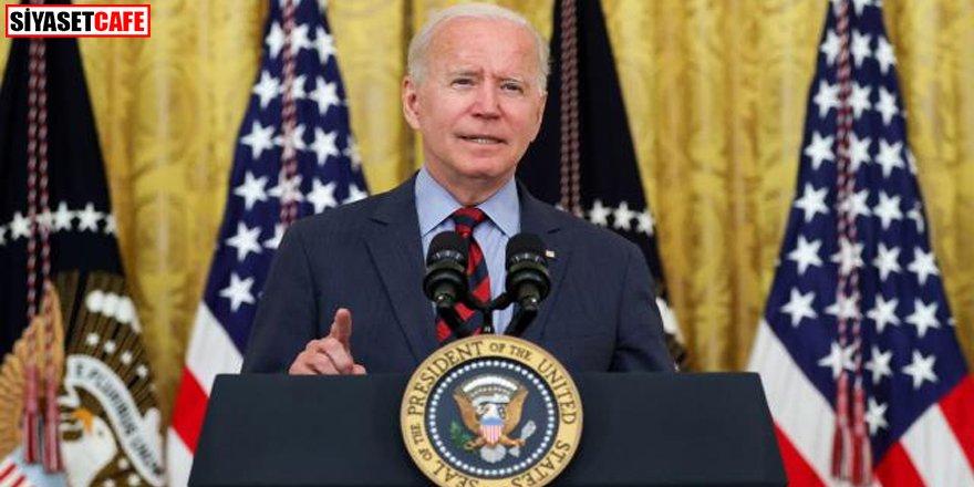 Biden 'Afganistan' hakkında bugün açıklama yapacak