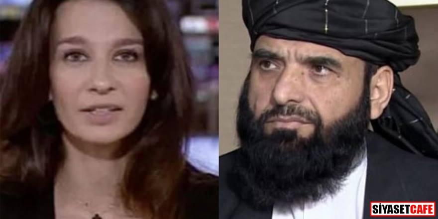 Canlı yayında BBC sunucusunu arayan Taliban sözcüsü: 'Biz bu milletin hizmetkarıyız'