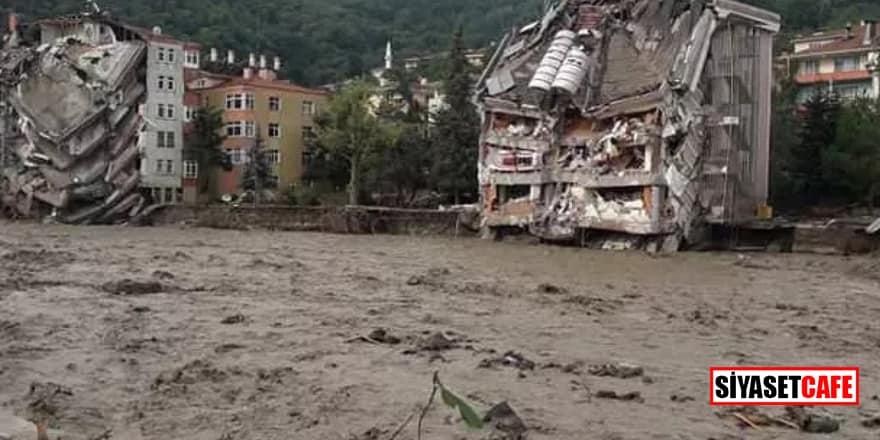 AFAD açıkladı: Sel felaketinde can kaybı arttı