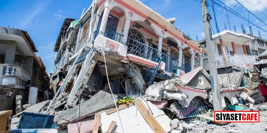 Haiti'deki depremde ölenlerin sayısı 1941'e yükseldi