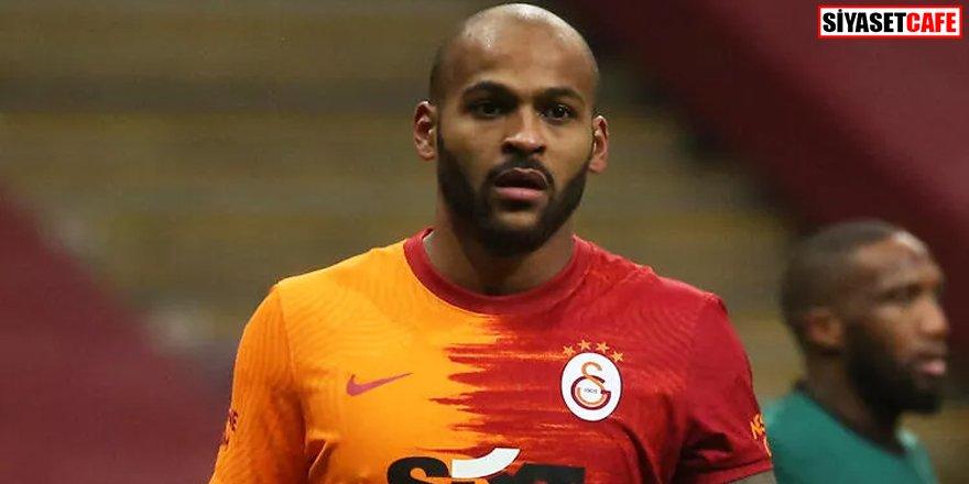 Galatasaray'da Marcao kadro dışı bırakıldı