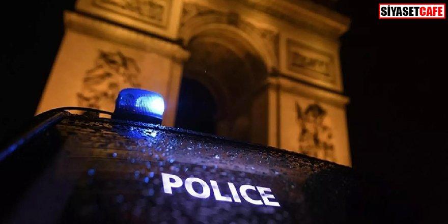 Afgan mülteciler polis zoruyla Paris'ten çıkarıldı iddiası