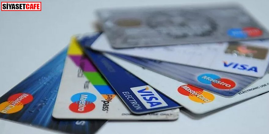 Kredi kartı başvurularında flaş artış!