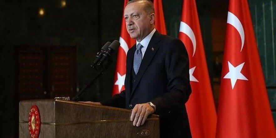Erdoğan, Ülkemizdeki Afganlı göçmen sayısını açıkladı.