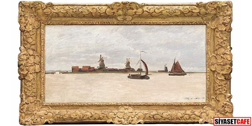 1,4 milyon dolarlık tablo hırsızların hedefi oldu