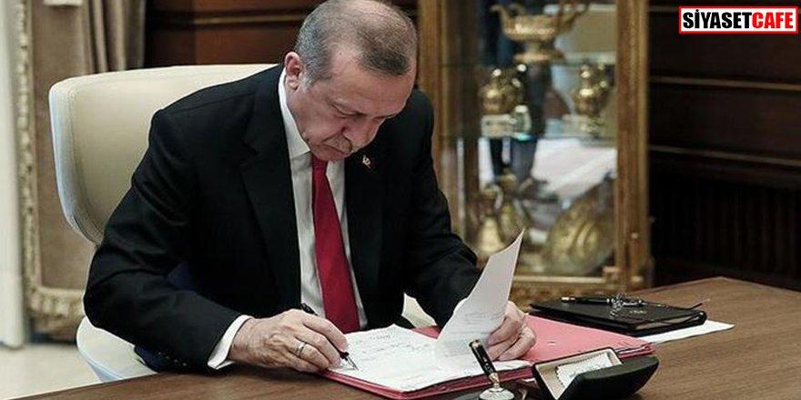 Erdoğan imzaladı: İşte yeni kaymakam atamaları
