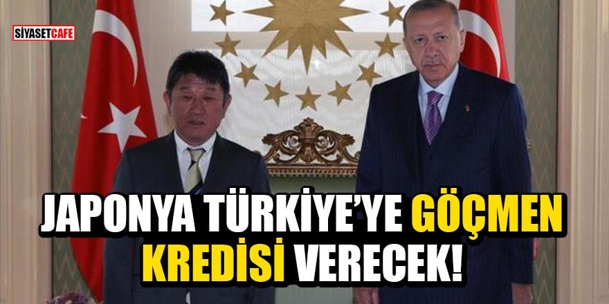 Japonya, Türkiye'ye göçmen kredisi verecek!