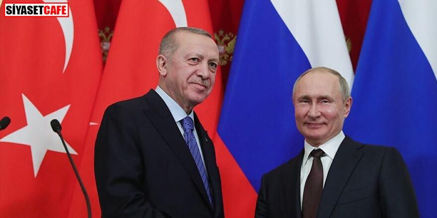 Erdoğan ve Putin arasında kritik 'Afganistan' görüşmesi