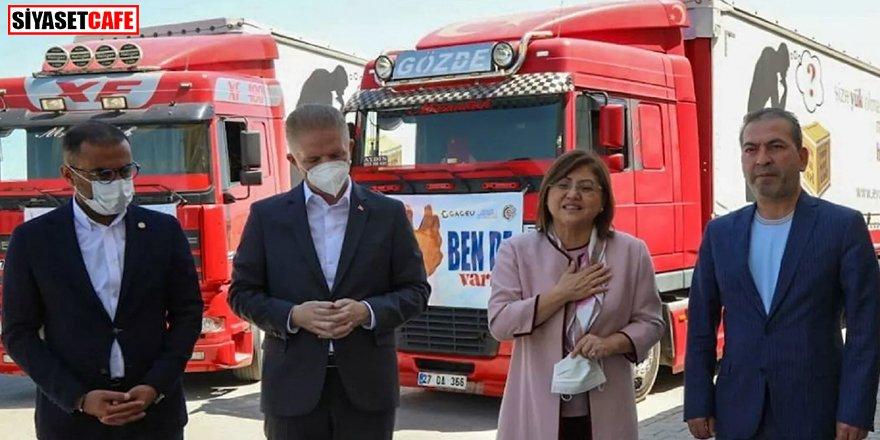 Gaziantep Belediye Başkanı Fatma Şahin maaşını bağışladı