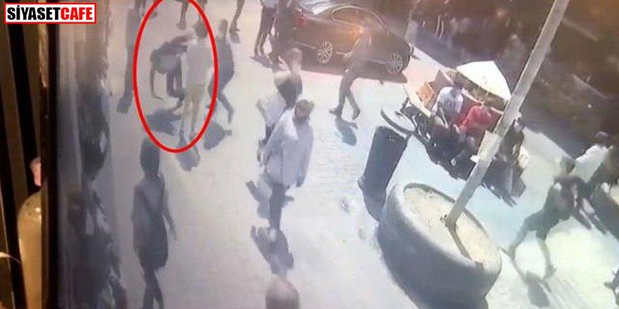 Kavuncu'ya saldıran zanlı tutuklandı