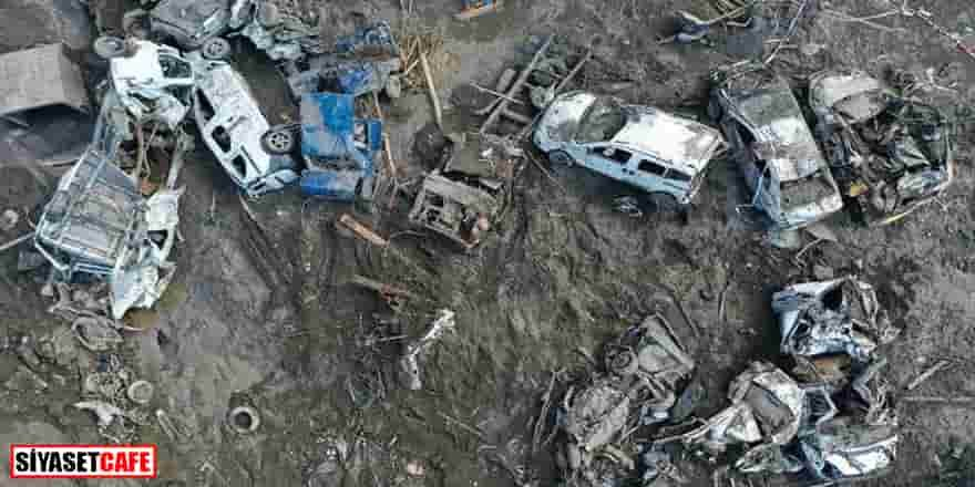 Sel felaketinde can kaybı 82 oldu