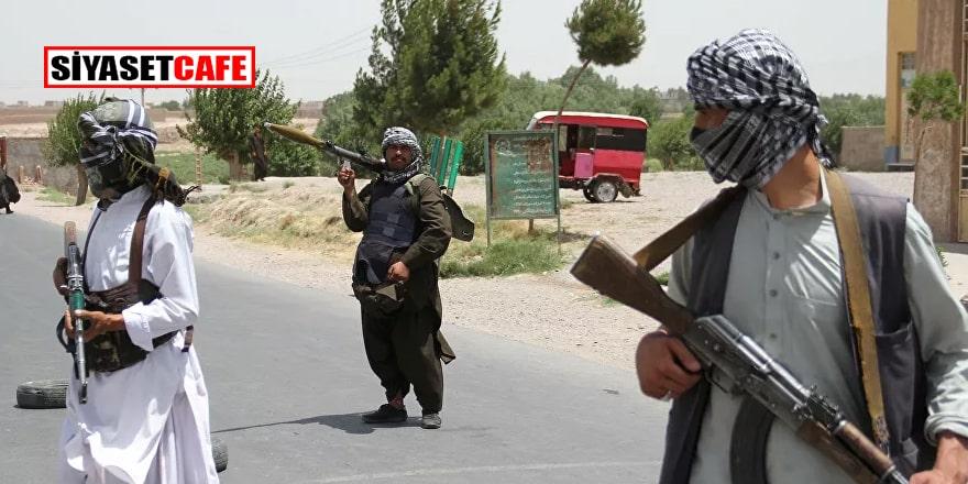 Taliban pusuya düşürüldü, en az 300askeriöldürüldü