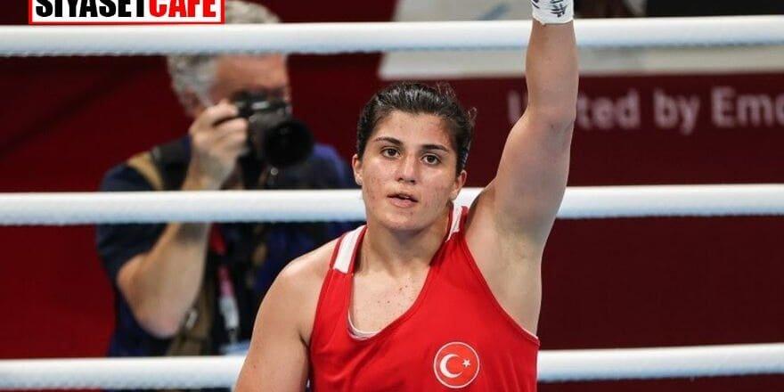 Olimpiyat şampiyonu Busenaz'dan 'Atatürk' paylaşımı