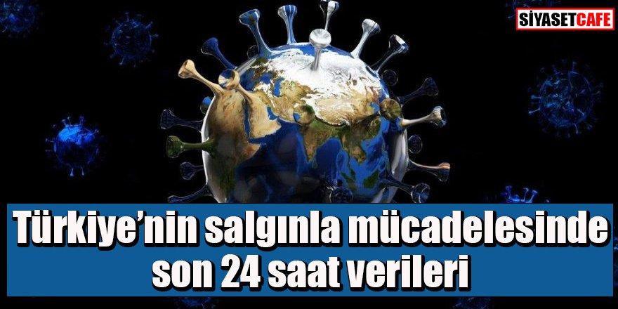24 Ağustos 2021 koronavirüs tablosu açıklandı