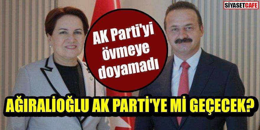 Övmeye doyamadı: Ağıralioğlu AK Parti'ye mi geçecek?