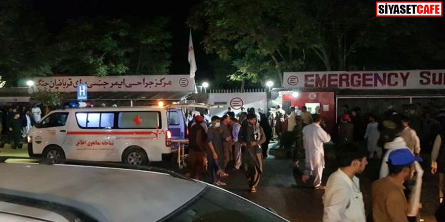 Kabil'deki terör saldırılarında en az 170 kişi öldü