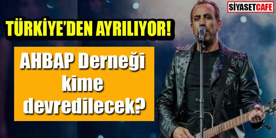Haluk Levent Türkiye'den ayrılıyor!
