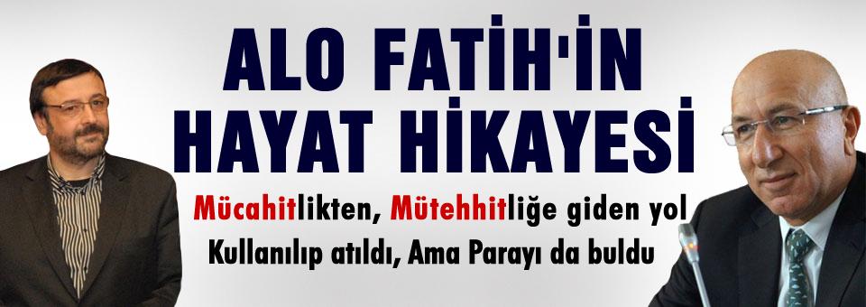Fatih Saraç'ın hayat hikayesi