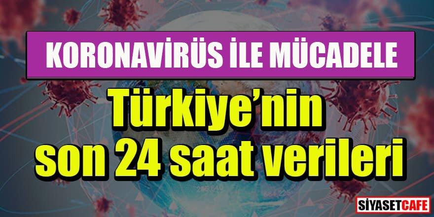 29 Ağustos 2021 koronavirüs tablosu açıklandı