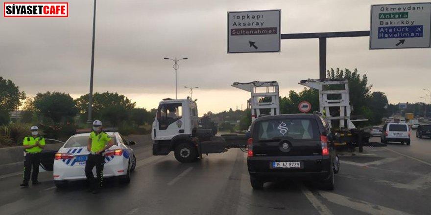 İstanbul'da 30 Ağustos Zafer Bayramı coşkusu: Trafiğe kapatıldı...