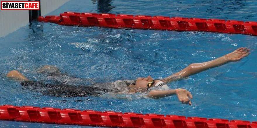 Milli yüzücümüz 21 yıllık rekoru kırdı