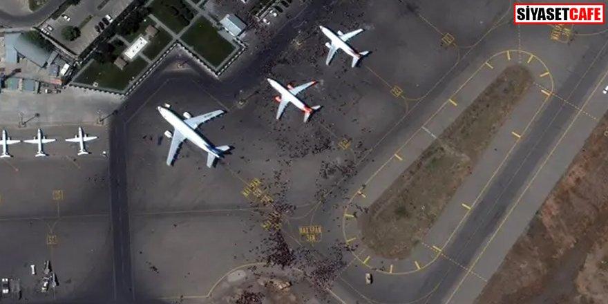 Bakan Akar'dan Kabil Havalimanı açıklaması: Afganistan'dan talep gelirse...