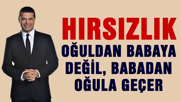 Cüneyt Özdemir: 'Ama babacığım!'