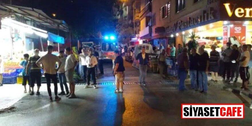 Son dakika: Manisa'da silahlı çatışma