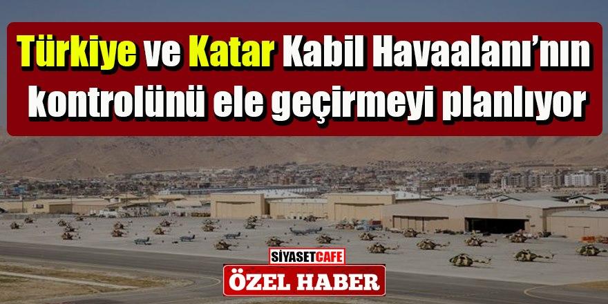 Türkiye ve Katar Kabil havaalanının kontrolünü ele geçirmeyi planlıyor