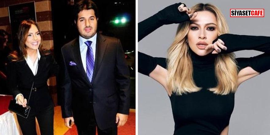 Hadise'den 'Reza Zarrab'dan hamile kaldı' iddiasına yanıt!