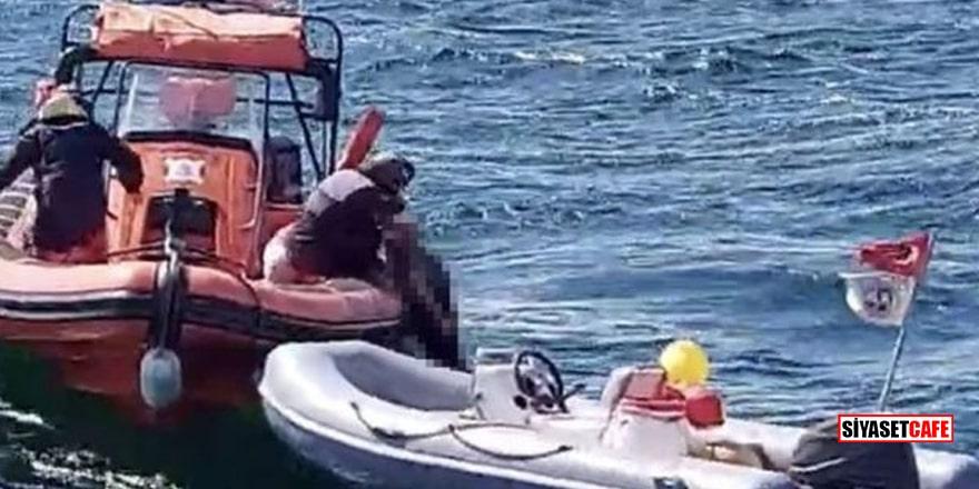 Kadıköy'de vapurdan denize düşen adam kurtulamadı!