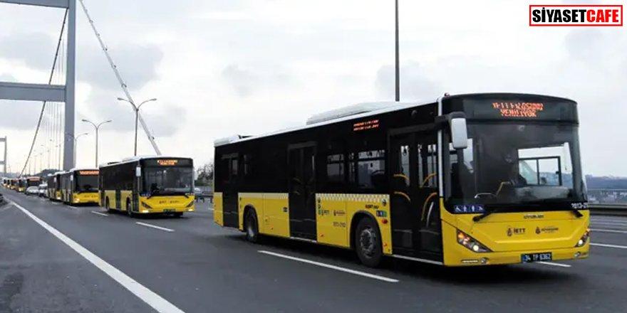 İstanbul'da toplu taşımaya düzenleme: Seferler arttırılacak